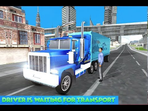 Sea Animals Transport Truck Android Gameplay