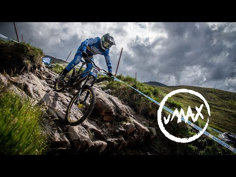 vMAX Raw - Qualification in Fort William 2017 - Roots, Mud, Bodycheck!