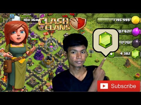 How To Get Free Gems In Clash OF Clans Without Hack | Tamil Gamers