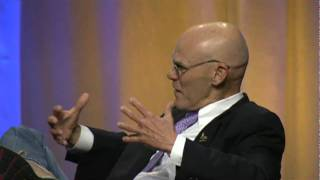 Mary Matalin and James Carville Discusion during NCVS Part 1