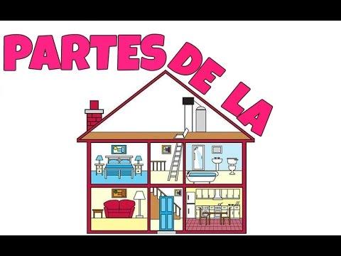 PARTES DE LA CASA (LSE)