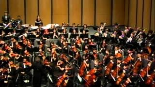 2014 TMEA Philharmonic Orchestra - Scherzo Capriccioso - Antonin Dvorak
