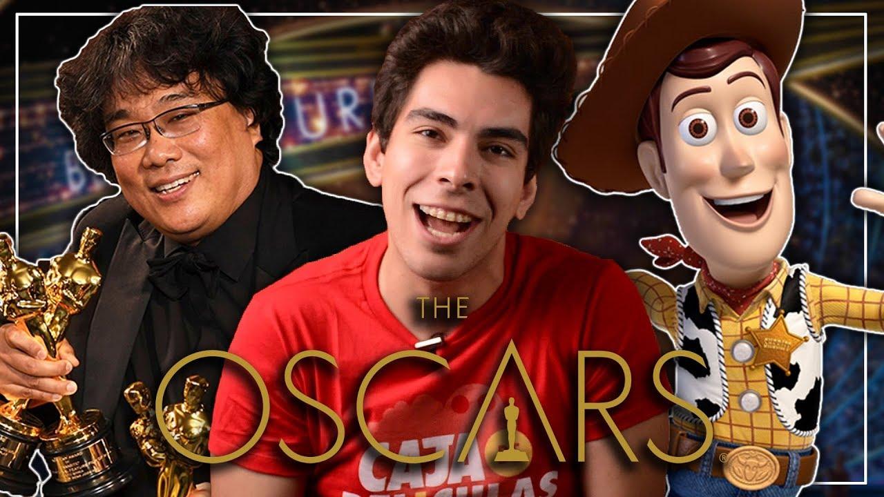 Oscars 2020 - ¿¡QUE RAYOS OCURRIO!? | Caja de Peliculas