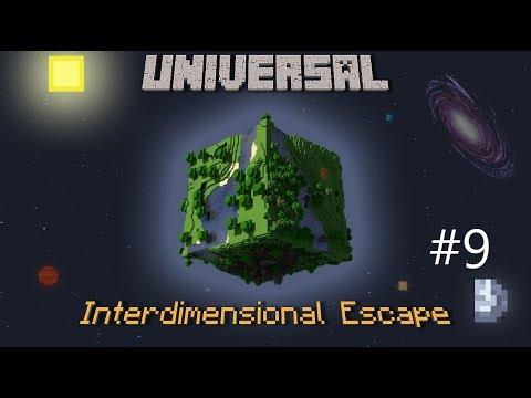 Universal Interdimensional Escape #9 Power Generation