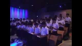 長崎県松浦市立御厨中学校 2012.7.6-1