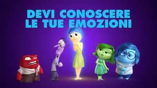 Le 5 emozioni di base secondo Inside Out