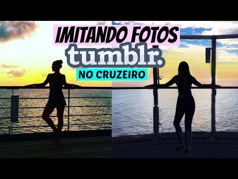 Imitando Fotos Tumblr no CRUZEIRO