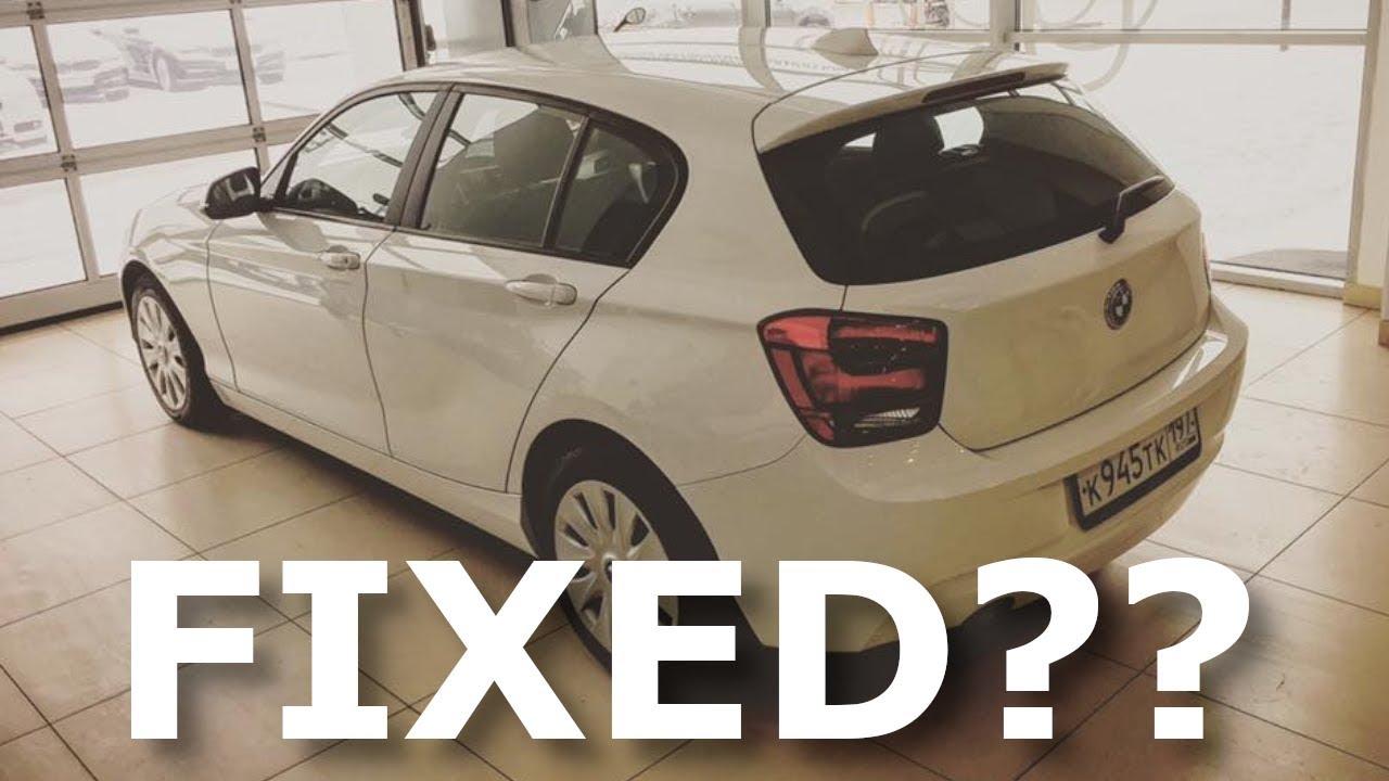 Is My Car Fixed Bmw F20 1 Series 116i N13 F21 Fuel Injectors