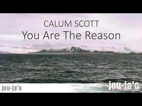 Lirik lagu You Are The Reason ( Calum Scott)