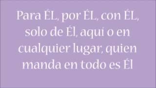 Gladys Muñoz- Ese es mi Dios. Con letra