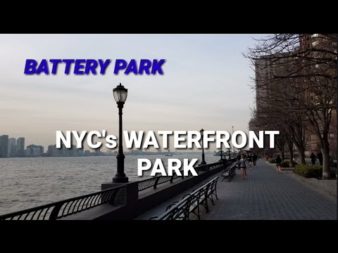 Downtown Manhattan - Exploring Battery Park | NYC