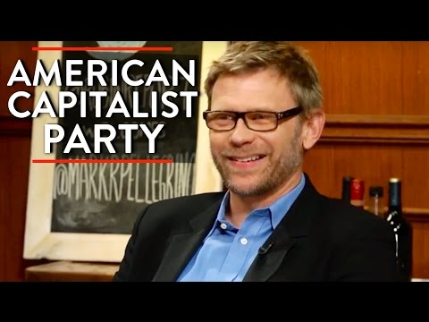 American Capitalist Party & Classical Liberalism (Mark Pellegrino Interview)