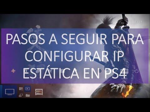 Abrir Puertos Ps4