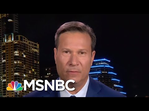 LA Times: FBI's Brett Kavanaugh Probe Won't End With Dr. Ford's Allegation | The 11th Hour | MSNBC