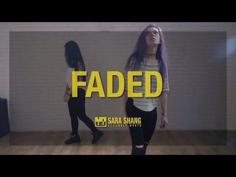 """Alan Walker - Faded"" Dance Practice Mirro Version / Choreography by Sara Shang (SELF-WORTH)"