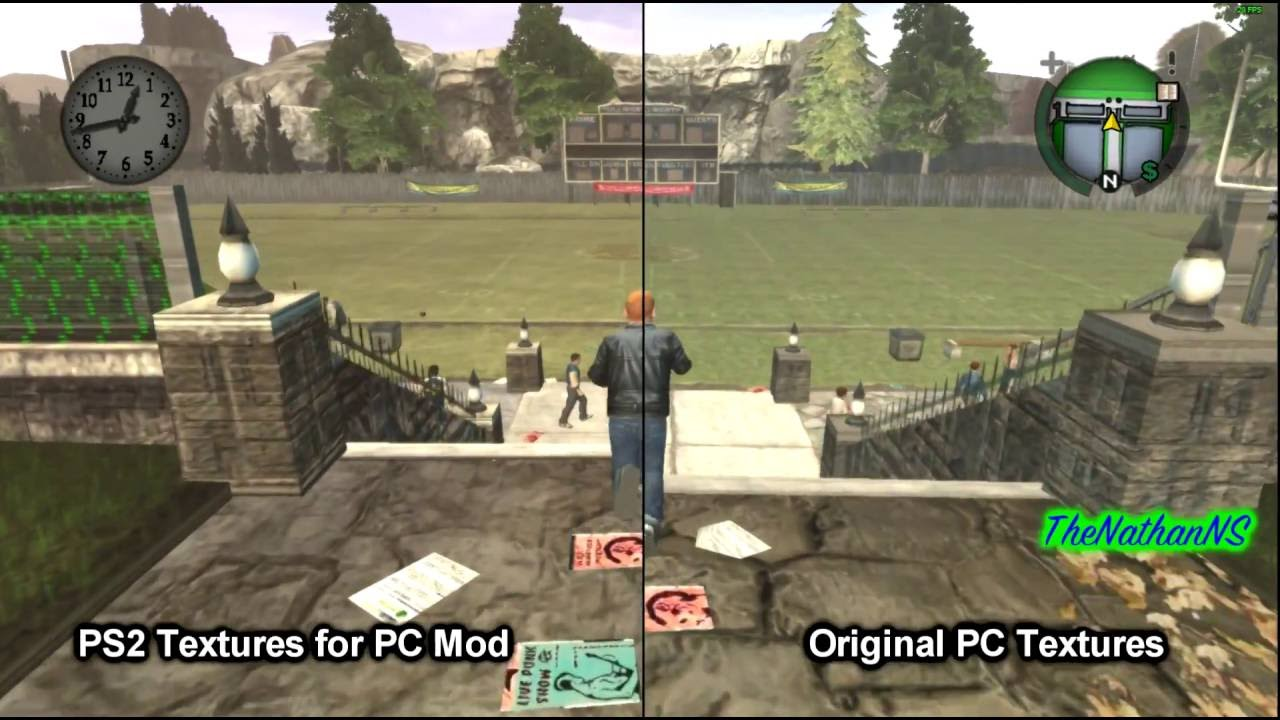 Download Mod Bully Scholarship Edition Pc
