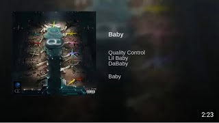 Lilbaby-off the control the streets pt2 ft.Dababy