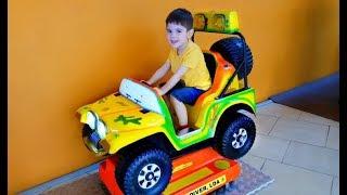 Kids Fun Playing Ride on Car
