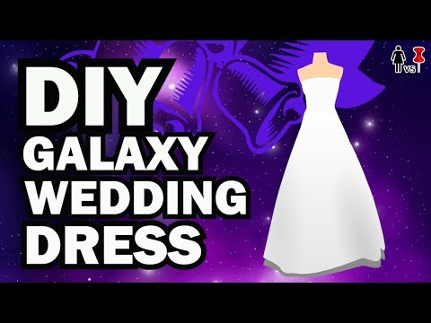 Galaxy Wedding Dress, Corinne VS Pin #21