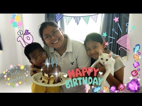 สอนทำเค้กวันเกิด ( แบบ ไอศครีม )  By Papapha DIY