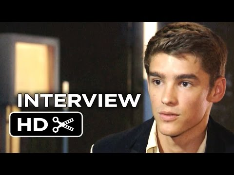 The Giver Interview - Brenton Thwaites (2014) - Sci-Fi Thriller HD ...