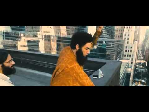 The Dictator Trailer | HQ - English