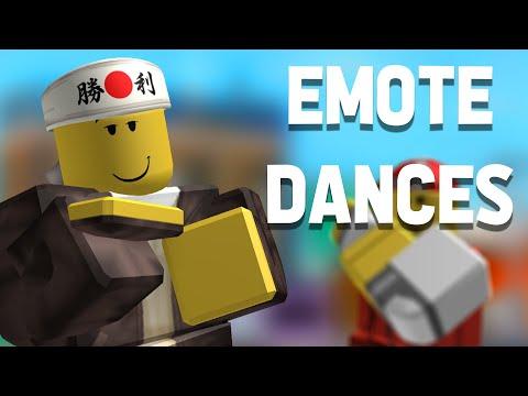Emote Dances Trailer - YouTube