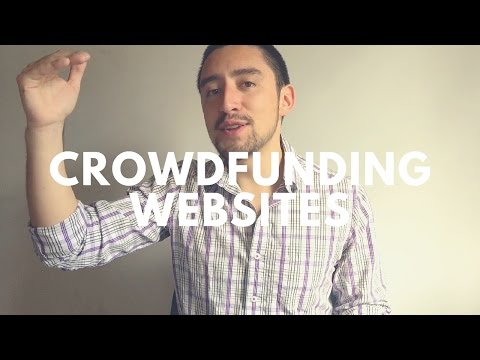 Top 5 Crowdfunding Websites