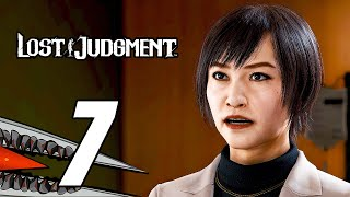 Lost Judgment - Full Game Gameplay Walkthrough Part 7 - A New Threat (English)