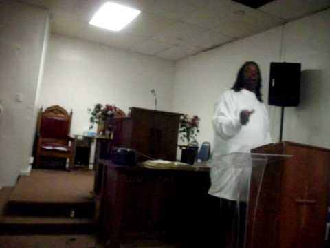 Deacon James Billingslea Of The C.O.O.L. Jesus Church clip 2 of 6