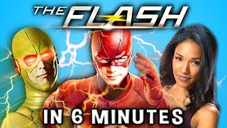 THE FLASH IN 1 TAKE IN 6 MINUTES! (Rapid Recap)