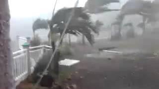 Huracan Patricia Entrada a Playa En Vivo 2015