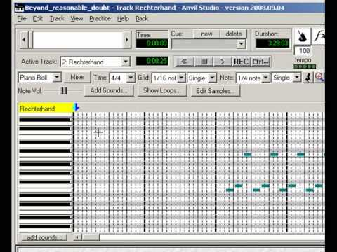 Composing music using a Pianoroll editor or a Tracker?