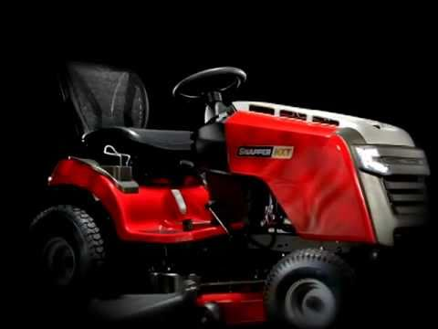 Snapper Lawn Mowers Nxt Riding Tractor Youtube