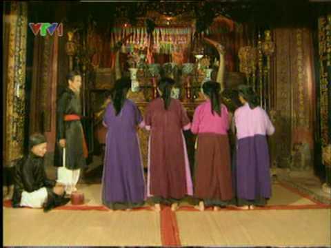 Văn hóa học: Nghệ thuật thanh sắc  hát xoan Phú Thọ