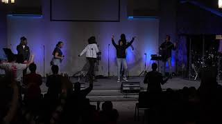 Here As in Heaven (Elevation Worship) Featuring A4L
