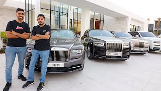 The INDIAN BILLIONAIRE of DUBAI !!!