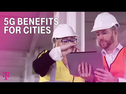 Benefits Of 5G: Future Smart Cities - Los Angeles | T-Mobile