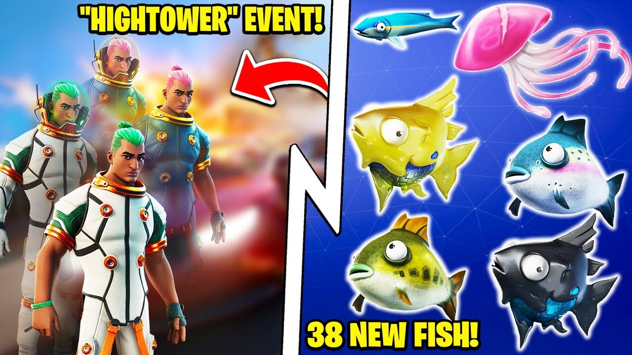 *NEW* 13.40 Cars Update, BIG Fishing Change, Season 3 Event, All Skins!