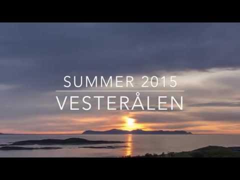 Vesterålen, Norway, 2015 (Time-lapse)
