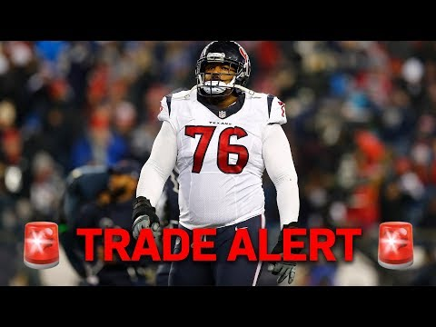 Seahawks Bolster Offensive Line With Duane Brown | 🚨 Trade Alert! 🚨 | NFL Network