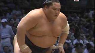 Июльский турнир по сумо 2013 года, 7-9 дни Hагоя Басё Nagoya Basho