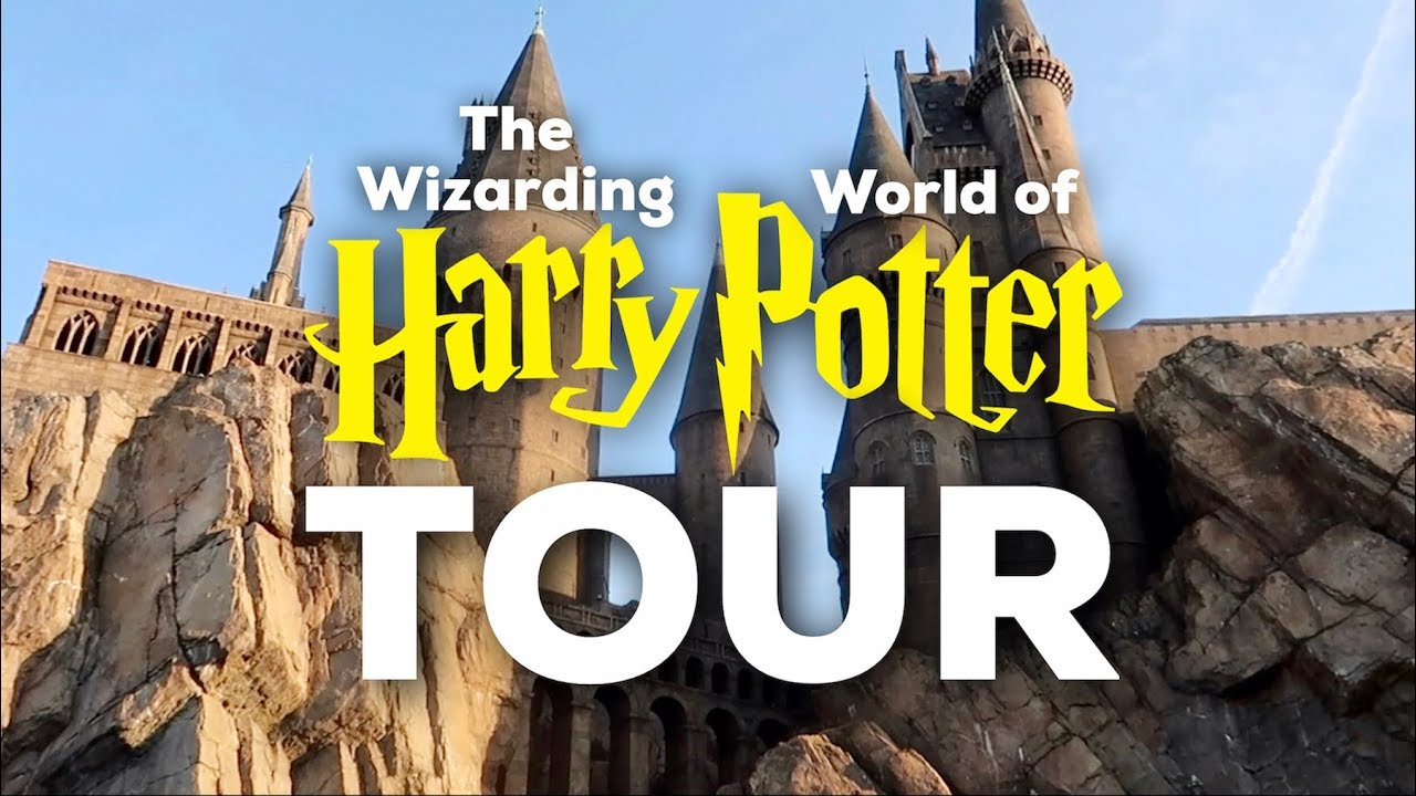 A Tour Of The Wizarding World Of Harry Potter Universal Studios