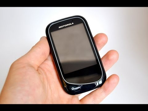 Test du Motorola Wilder - par Test-Mobile.fr