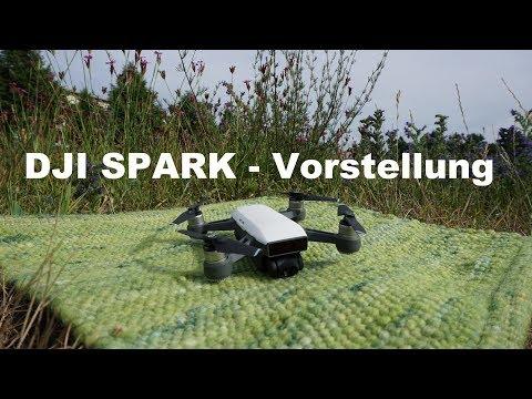 DJI Spark Vorstellung und Einstieg