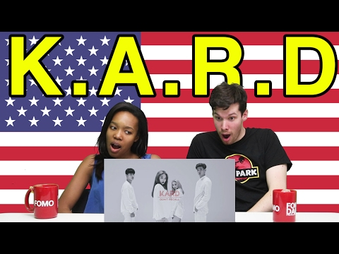 """K.A.R.D """"Don't Recall"""" • Fomo Daily Reacts"""
