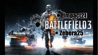 Epic Battlefield 3 Gameplay Montage [Instrumental Core - Strength of a thousand Men]