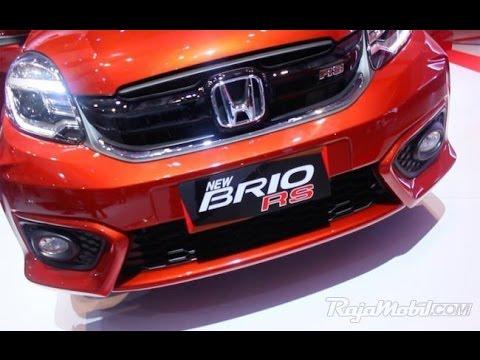Ini Tampilan dan Daftar Harga Honda Brio RS - Raja Mobil