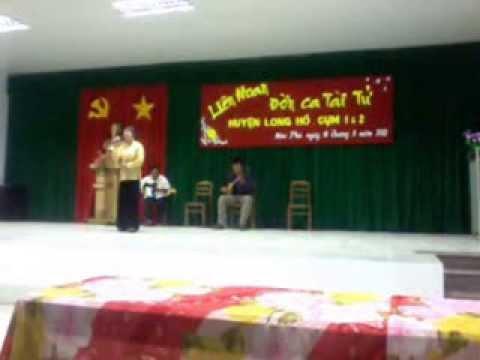 Giao lưu đờn ca tài tử Huyện Long Hồ - Vĩnh Long [Hòa Phú -18/8/2013]