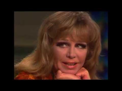 Hildegard Knef - Interview 03 (Ich brauch' Tapetenwechsel, 28.10.1971)